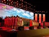 多图放送!带你直击陇南市庆祝新中国成立70周年歌咏比赛现场